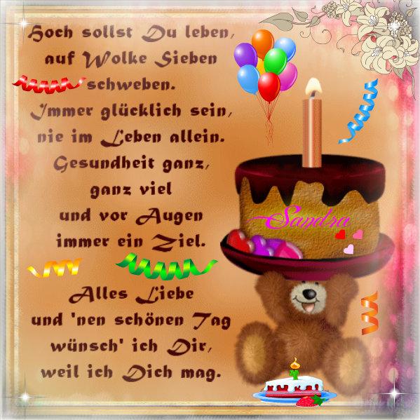 Поздравление с днём рождения на английском языке для подруги 41