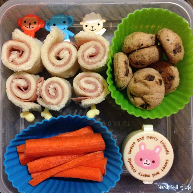fun lunch bento